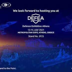 Γιατί η ισραηλινή Rafael αναμένεται να κλέψει τις εντυπώσεις στην DEFEA2021
