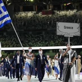 Ξεκίνησαν οι Ολυμπιακοί Αγώνες 2020: Όλα όσα έγιναν στην «σιωπηλή» τελετήέναρξης