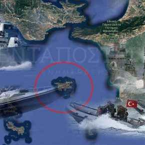 Αποκάλυψη: Αυτή είναι η τουρκική Διακλαδική Δύναμη Ειδικής ΑποστολήςΑιγαίου