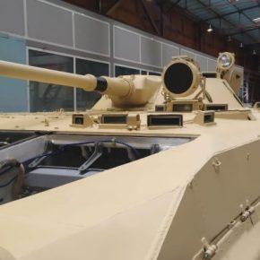 """Το """"θαύμα"""" της μετασκευής των """"άχρηστων"""" ελληνικών BMP-1 για τηνΑίγυπτο"""