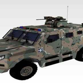 «DEFEA»: Παρουσιάζεται το ελληνικό όχημα «Οπλίτης» της εταιρείαςEODH