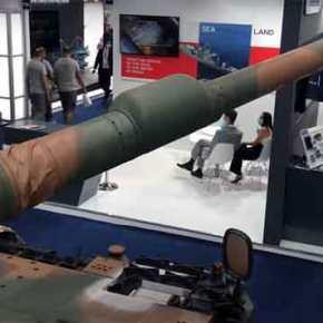 «DEFEA»: Το αναβαθμισμένο Leopard-2A4 από την Intracom(Video)