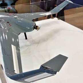Πρόγραμμα αναπτύξεως αεριωθουμένου UAV από την ALTUSLSA