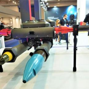 »Φονικά» όπλα στη DEFEA: Η »Σάρισα» & το ελληνικό όπλο λέιζερ που χτυπάειdrones