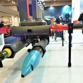 'Φονικά» όπλα στη DEFEA: Η »Σάρισα» & το ελληνικό όπλο λέιζερ που χτυπάειdrones
