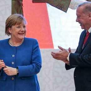Ας μιλήσουμε έξω από τα δόντια για την εύνοια της Μέρκελ προς τηνΤουρκία