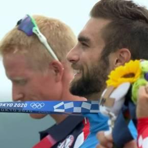 Ολυμπιακοί Αγώνες – Στέφανος Ντούσκος: Σήμερα έκανα κάτι εξωπραγματικό – Προσπαθούσα δύοχρόνια