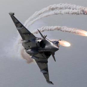 Rafale: Η «Σάρισα» της Πολεμικής Αεροπορίας! Το υπερόπλο στα χέρια των καλύτερων πιλότων τουΝΑΤΟ