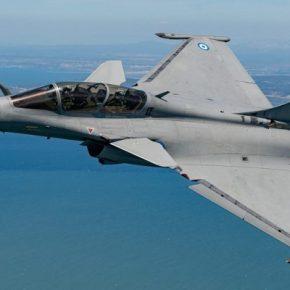 Παράδοση στην ΠΑ του πρώτου της Rafale… Από την Dassault μεαγάπη