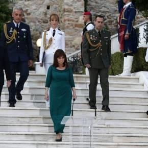 Αποκατάσταση Δημοκρατίας – Σακελλαροπούλου: Η Ελλάδα δεν θα δεχθεί τελελεσμένα για τηνΚύπρο