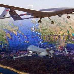 Σε απόσταση »αναπνοής» Heron & Bayraktar – Γεγονός η πρώτη»αερομαχία»