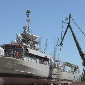 Μητσοτάκης-Προκοπίου: Ιδιαίτερος ο ρόλος των ναυπηγείων για τιςΕΔ