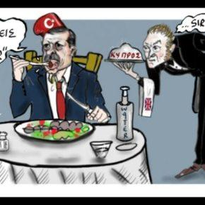 Ο Ερντογάν μπορεί και να πυροβόλησε το …πόδι του: Η υπόθεση της Αμμοχώστου είναι μία κατακόκκινηγραμμή