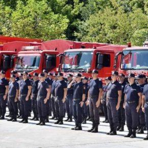 """Νέα ομάδα Ρουμάνων πυροσβεστών σπεύδουν στην Αττική! – """"Αλληλεγγύη με τηνΕλλάδα!"""""""