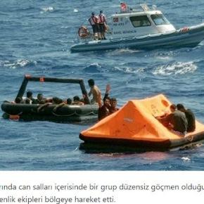 Η Ελλάδα δεν επέτρεψε παράτυπους μετανάστες να περάσουν στην επικράτειάτης