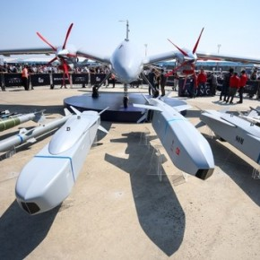 To drone Akinci στο τουρκικό οπλοστάσιο… ιδιαίτερα σοβαρήαπειλή