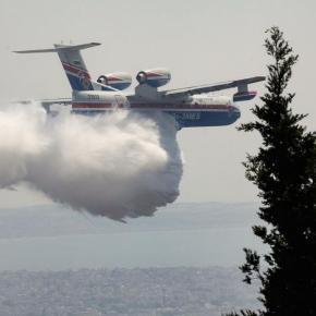 Ελλάδα προς Μόσχα: »Στείλτε μας & δεύτεροBeriev-200»