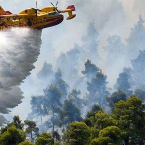 Πυρκαγιές: Ιδού η διεθνής βοήθεια που έχει λάβει ηΕλλάδα