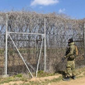 'Αστακός» ο Έβρος: Νέο φράχτη για τις ροές Αφγανών φτιάχνει ο στρατός στα ελληνοτουρκικά σύνορα(βίντεο)
