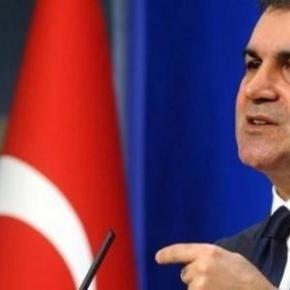 Νέα επίθεση Τσελίκ στην Ελλάδα: « Η Τουρκία δεν είναι κέντρο συγκέντρωσης προσφύγων-Οι βάρβαροι Έλληνες τους οδηγούν σεθάνατο»
