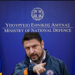 Ποιος είναι ο νέος υφυπουργός Εθνικής Άμυνας ΝίκοςΧαρδαλιάς