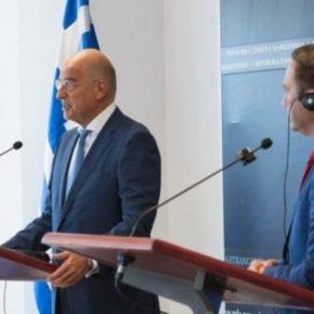 Ν. Δένδιας: H πλήρης εφαρμογή της Συμφωνίας των Πρεσπών θεμέλιο για περαιτέρω ενίσχυση τωνδεσμών