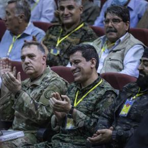 Σε εξέλιξη το σχέδιο »Μ. Κουρδιστάν»: »Πράσινο φως» απόΗΠΑ