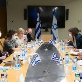 ΥΠΕΞ Ισραήλ: Ρεαλιστική και με προοπτική η συμμαχία με Ελλάδα και Κύπρο – Μπαράζ επαφών απόΔένδια