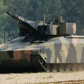 Το Lynx KF41 προτείνει η Rheinmetall στον ΕλληνικόΣτρατό