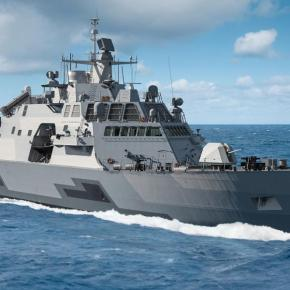 Φρεγάτες ΠΝ: Επιμένουν οι Αμερικανοί για την «Hellenic Frigate 2» – Τα ισχυρά πλεονεκτήματα πουδιαθέτει