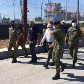 """ΥΕΘΑ-ΥΠ.ΠΡΟ.ΠΟ: """"Τα σύνορά μας θα παραμείνουν ασφαλή &απαραβίαστα"""""""