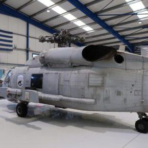 2ο ελικόπτερο S-70B6 μπήκε για συντήρηση, προς απόλυτη αποκατάστασηδιαθεσιμοτήτων