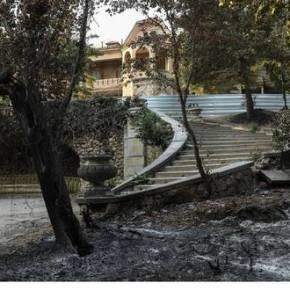 Λίνα Μενδώνη για Τατόι: «Ζημιές σε επτά κτήρια, μεγάλη η οικολογικήκαταστροφή»