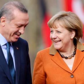 Μέρκελ και Ερντογάν θέλουν από κοινού να εξολοθρεύσουν τον ελληνισμό στην Α. Μεσόγειο-Σχέδιο διαχωρισμού εθνικώνοντοτήτων