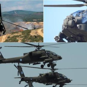 «Σιδερένια γροθιά» πάνω από Αιγαίο και Έβρο: Ισραηλινοί στην Ελλάδα για τον εκσυγχρονισμό των επιθετικών ελικοπτέρων – Το σχέδιο αναβάθμισης των ΑπάτσιAH-64A+