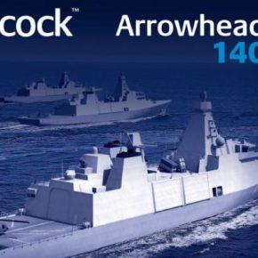 BABCOCK: Με τις Arrowhead AH140, δεν θα λάβετε μόνο… φρεγάτες για το ελληνικό ΠολεμικόΝαυτικό!