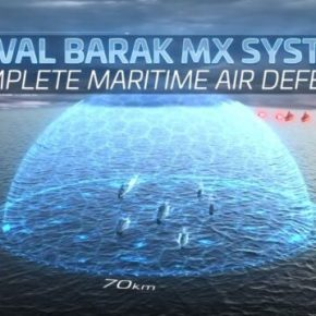 Μήπως να αφήσουμε τις φρεγάτες και να δούμε τις Sa'ar 6 με Α/Α βλήματα Barak MX και αεράμυνα μέχρι 70 χλμ;(Βίντεο)