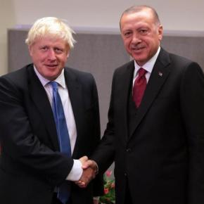 «Βόμβα» μεγατόνων: Μ. Βρετανία-Τουρκία «τα βρίσκουν» για την από κοινού κατασκευή αεροπλανοφόρου- Συνέπειες γιαΕλλάδα-Κύπρο