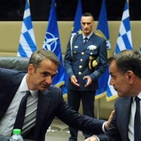 Έρευνα Prorata: «Αντέχει» ο Μητσοτάκης – Κορυφαίοι υπουργοί Δένδιας, Πιερρακάκης,Παναγιωτόπουλος