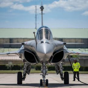 Μηδενική ανοχή στον ουρανό του Αιγαίου: Στα χέρια της πολεμικής αεροπορίας και το τρίτο RafaleF3R