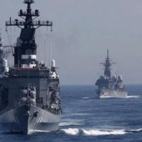 """Ενώ υπογράφεται η ελληνοαμερικανική συμφωνία ο Ακάρ απειλεί την Ελλάδα με το τουρκικό ναυτικό και την «ΓαλάζιαΠατρίδα"""""""
