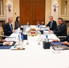 Ολοκληρώθηκαν οι διερευνητικές επαφές μεταξύ Ελλάδας καιΤουρκίας