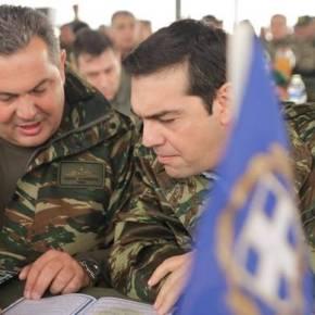 """Καμμένος: Καλή συμφωνία με Γαλλία, """"βόμβες"""" για ΣΥΡΙΖΑ, Πρέσπες,""""αγορασμένοι"""""""