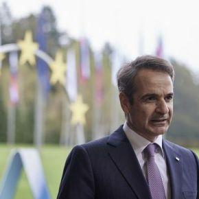 Μητσοτάκης προς ΣΥΡΙΖΑ: Όλοι θα αναλάβουν τις ευθύνες τους για τη συμφωνία μεΓαλλία